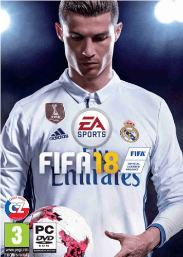 ELECTRONIC FIFA 18, PC hra_01