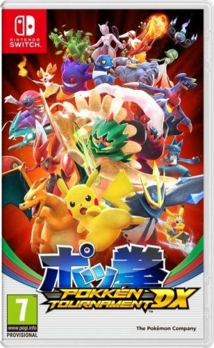 NINTENDO Pokémon, SWITCH Pokkén Tourname_01