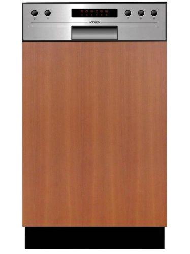 MORA VM 533 X, Vstavaná umývačka riadu