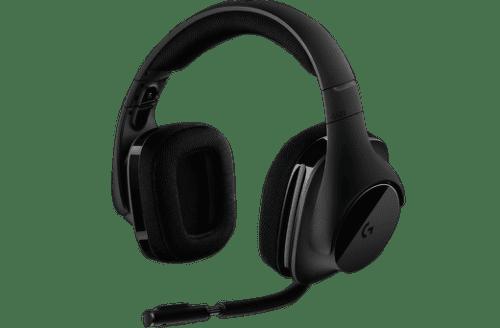 LOGITECH G533 BLK, WL headset_01