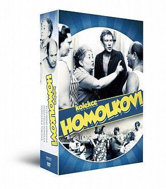 HOLLYWOOD KOMPLET HOMOLKOVI, DVD film_1