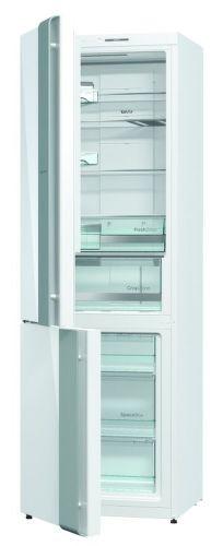 GORENJE NRK612ORAW-L, biela kombinovaná chladnička