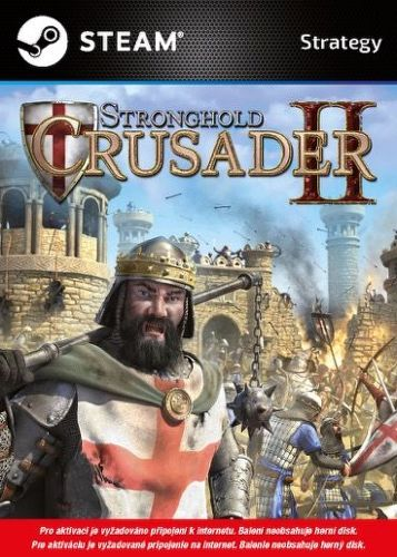 STEAMONE Stronghold Crusade, PC hra_01