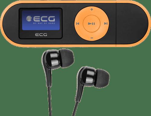 ECG PMP 20 4GB BLK/ORG