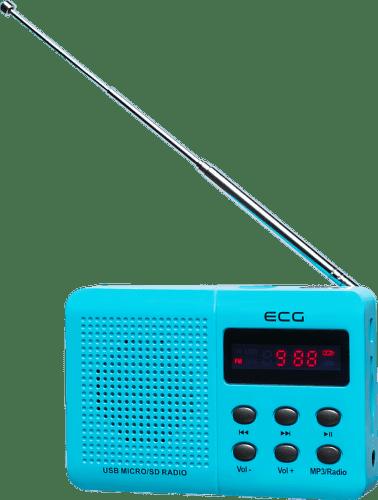 ECG R 155 U BLU