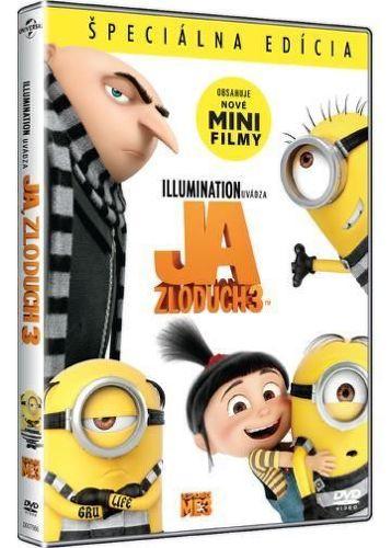 BONTON DVD, Ja, zloduch 3