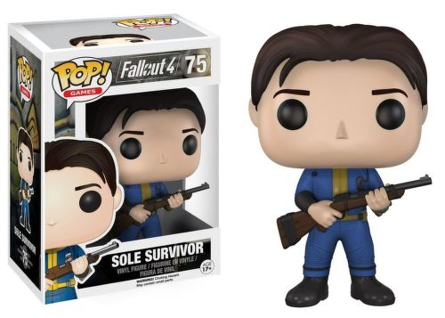 Vinylová figúrka Sole Survivor - Fallout 4