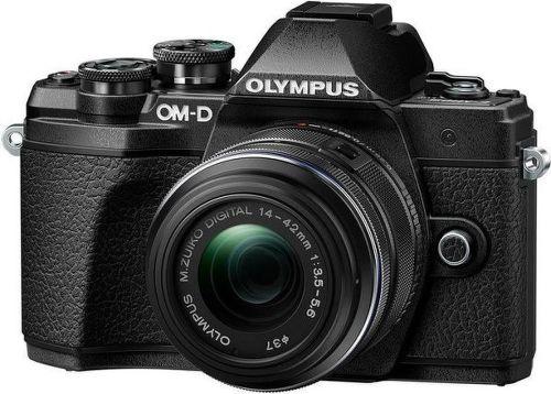 Olympus E-M10 Mark III čierna + 14-42mm II R