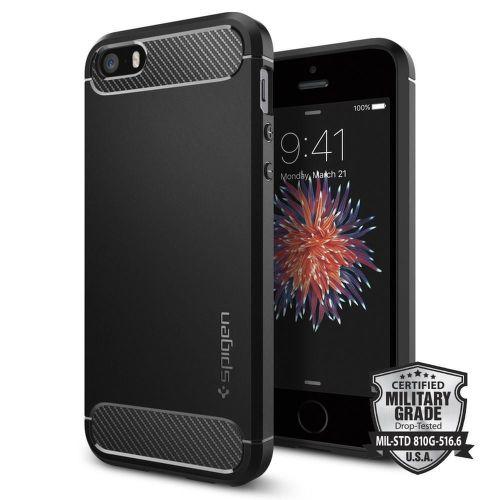 Spigen iPhone 5/5S/SE Case Rugged Armor