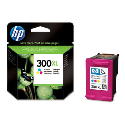 HP CC644EE Color XL náplň No.300CMY XL BLISTER