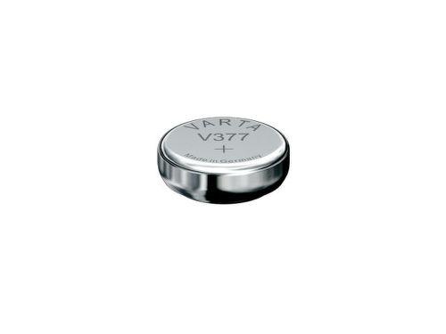 VARTA V 377 Silver 1,55V Blister