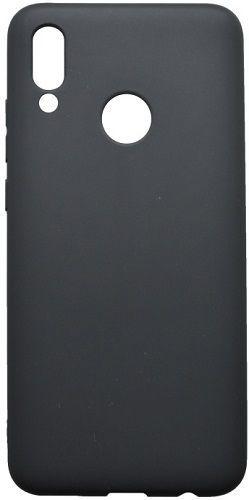 Mobilnet gumené puzdro pre Huawei P Smart 2019, čierna