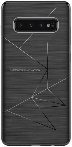 Nillkin Magic Case Qi puzdro pre Samsung Galaxy S10, čierna