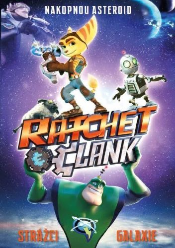 Ratchet and Clank: Strážci Galaxie