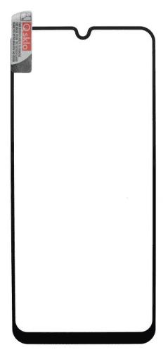 Qsklo 2,5D tvrdené full glue sklo pre Samsung Galaxy A50, čierna