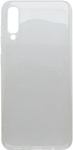 Mobilnet gumené puzdro pre Samsung Galaxy A70, transparentná