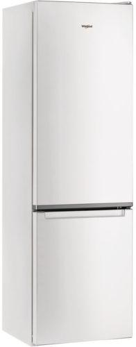 Whirlpool W5 921C W, biela kombinovaná chladnička