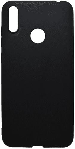 Mobilnet gumené puzdro pre Huawei Y6 2019, čierna