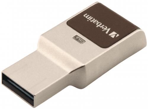 Verbatim Fingerprint Secure 32GB USB 3.0