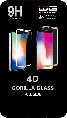 Winner ochranné tvrdené sklo Xiaomi Mi 9, 4D