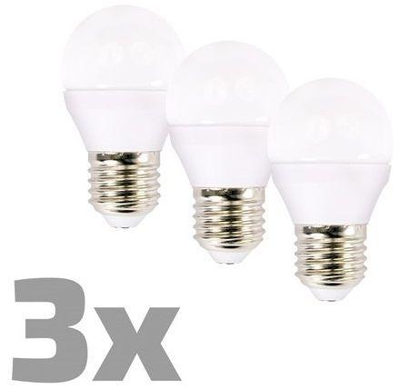 SOLIGHT WZ432-3ks 6W E27, LED žiarovka