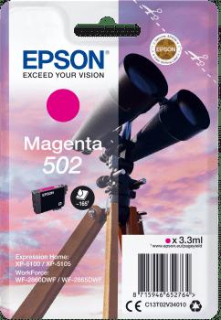EPSON singlepack 502 MAGENTA