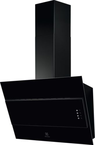 ELECTROLUX LFV316K, čierny komínový digestor