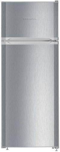 LIEBHERR CTel 2531, strieborná kombinovaná chladnička