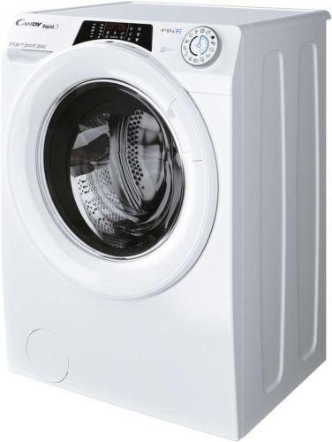 CANDY RO4 1274DXH51-S, biela smart práčka plnená spredu