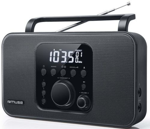 MUSE M-091R BLK
