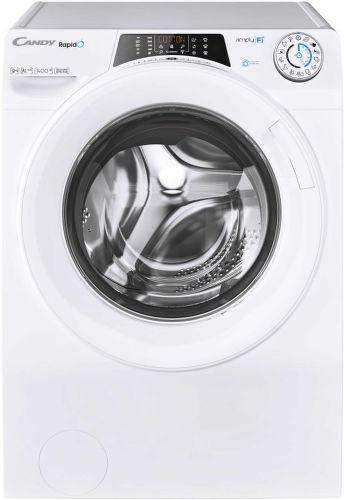 CANDY RO 1496DWH7/1-S, biela smart práčka plnená spredu
