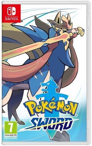 Pokémon Sword - Nintendo Switch hra