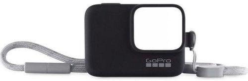 GoPro silikónový obal pre GoPRO kamery, čierna