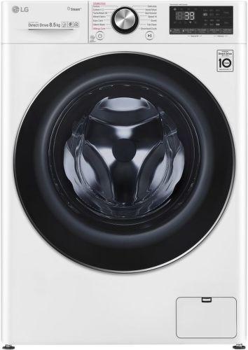 LG F2WV9S8P2, slim parná smart práčka plnená spredu