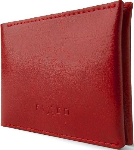 Fixed Smile peňaženka s motion senzorom, červená