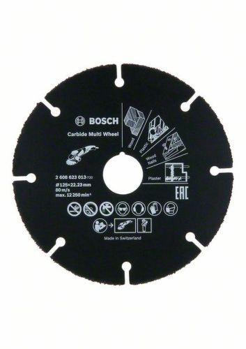 Bosch Carbide 125 mm