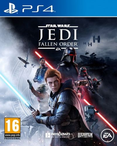 Star Wars Jedi: Fallen Order PS4 hra