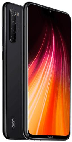 Xiaomi Redmi Note 8T 64 GB sivý