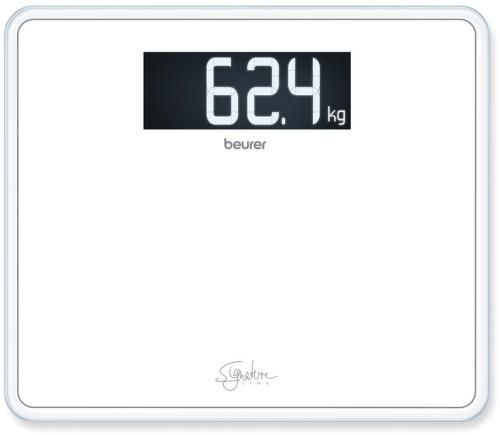 BEURER GS410 WHT, biela osobná váha