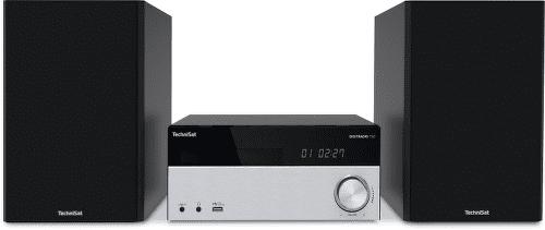 Technisat Digitradio 750 čierno-strieborný