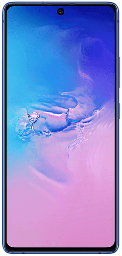 Samsung Galaxy S10 Lite 128 GB modrý