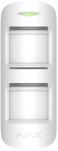 AJAX 12895 PIR detektor pohybu biely