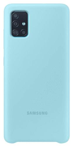Samsung silikónový kryt pre Samsung Galaxy A51, modrá