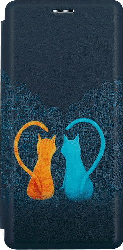 Winner Evolution 3D puzdro pre Samsung Galaxy A71, Cats