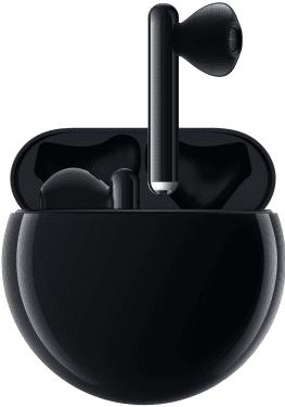 Huawei FreeBuds 3, čierna