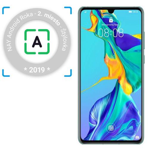 Huawei P30 128 GB fialový