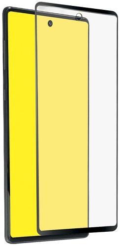 SBS Full Cover sklo tvrdené sklo pre Samsung Galaxy Note10 Lite, čierna