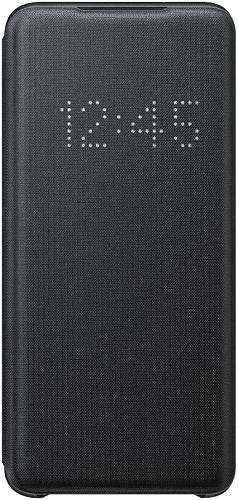 Samsung LED View Cover puzdro pre Samsung Galaxy S20, čierna