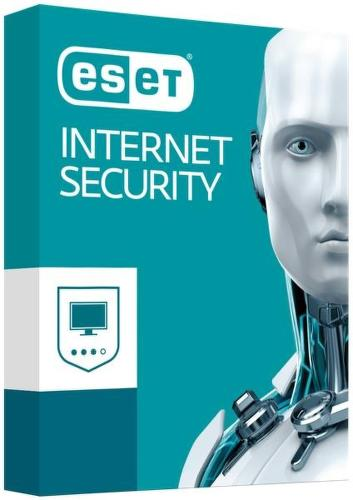 Eset Internet Security 2020 3PC/2R
