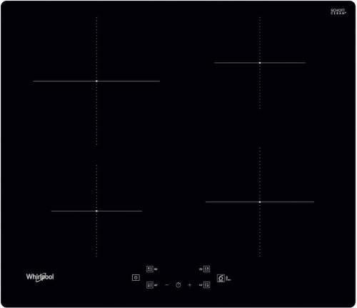 WHIRLPOOL WS Q7360 NE, čierna indukčná varná doska